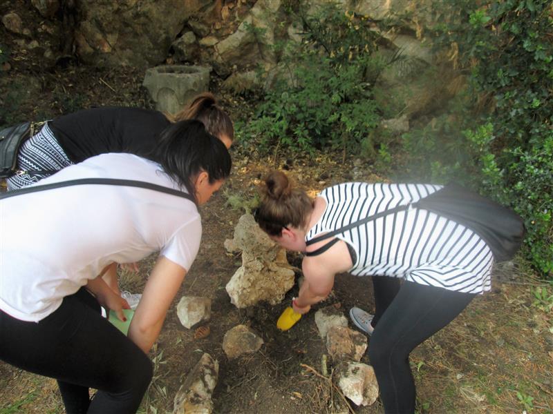 Treasure hunt in Split